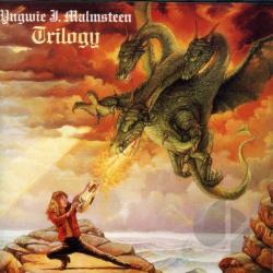 Malmsteen, Yngwie - Trilogy CD Cover Art