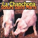 Sonora Santa Marta - La Chanchona CD Cover Art