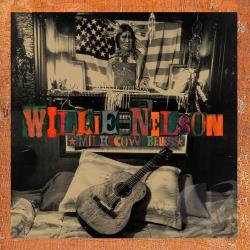 Nelson, Willie - Milk Cow Blues CD Cover Art