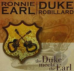Earl, Ronnie - Duke Meets The Earl CD Cover Art