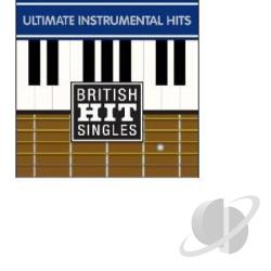 Ultimate Instrumental Hits CD Cover Art