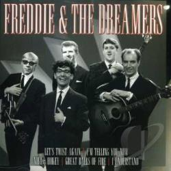 Freddy & The Dreamers CD Cover Art