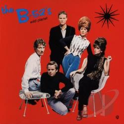B-52's - Wild Planet CD Cover Art