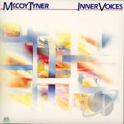 Tyner, Mccoy - Inner Voices CD Cover Art