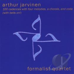 Jarvinen, Arthur - 100 Cadences CD Cover Art