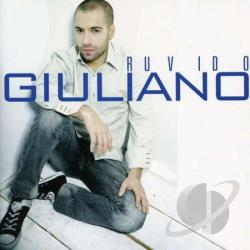 Giuliano - Ruvido CD Cover Art
