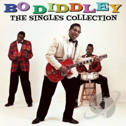 Diddley, Bo - Singles Collection CD Cover Art