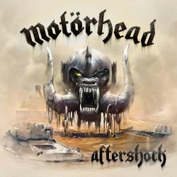 Motorhead - Aftershock CD Cover Art