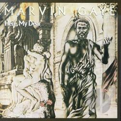 Gaye, Marvin - Here, My Dear CD Cover Art