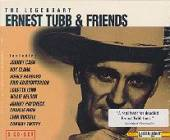 Tubb, Ernest - Legendary Ernest Tubb & Friends CD Cover Art