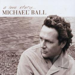 Ball, Michael - Love Story CD Cover Art