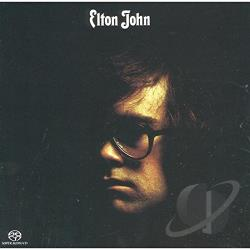 John, Elton - Elton John CD Cover Art