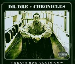Dr. Dre - Chronicles: Death Row Classics CD Cover Art