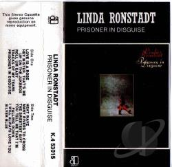 Ronstadt, Linda - Prisoner In Disguise CS Cover Art
