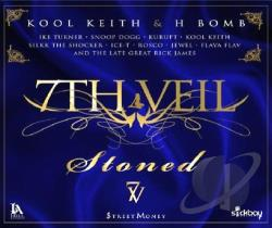 Kool Keith - Stoned CD Cover Art