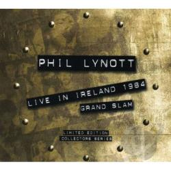 Lynott, Phil - Live In Ireland 1984 CD Cover Art