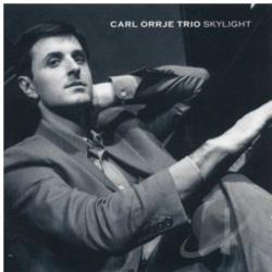 Carl Fredrik Orrje - Skylight CD Cover Art