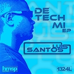 DJ Luis Santos - De Tech Mi EP DB Cover Art