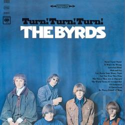 Byrds - Turn! Turn! Turn! CD Cover Art