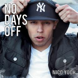 Yoch, Nico - No Days Off CD Cover Art