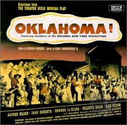 Oklahoma - Oklahoma CD Cover Art