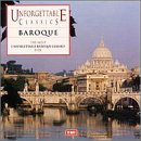 Unforgettable Classics - Baroque CD Cover Art