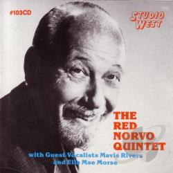 Norvo, Red - Red Norvo Quintet CD Cover Art