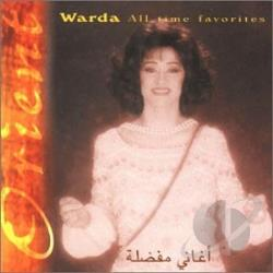 Warda - All Time Favorites CD Cover Art