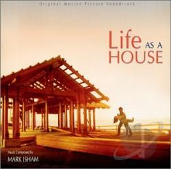 Isham, Mark - Life as a House CD Cover Art