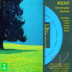 Lancelot / Pierlot / Rampal - Mozart: Concerto For Cla CD Cover Art