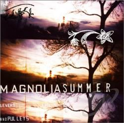 Magnolia Summer - Levers & Pulleys CD Cover Art