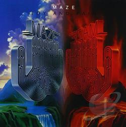 Maze - Joy and Pain CD Cover Art