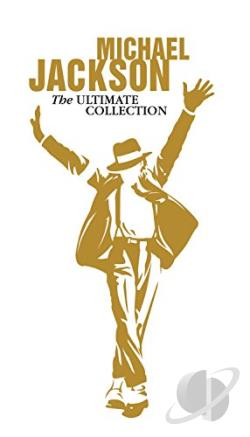 Jackson, Michael - Ultimate Collection CD Cover Art