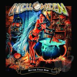 Helloween - Better Than Raw CD Cover Art