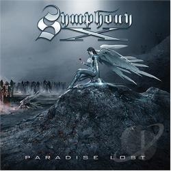 Symphony X - Paradise Lost CD Cover Art