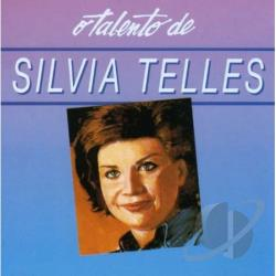 Telles, Sylvia - Talento CD Cover Art