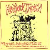 New York Thrash LP Cover Art