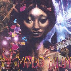 Luz, Roberto - Mambo Balam CD Cover Art
