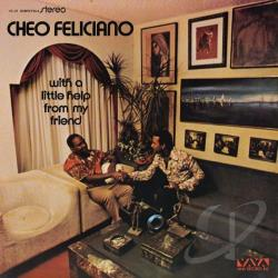 Feliciano, Cheo - With A Little Help From My Friend CD Cover Art