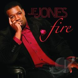 Jones, J.E. - Fire CD Cover Art