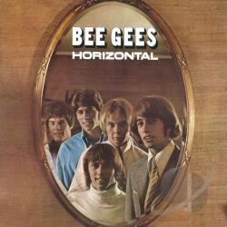 Bee Gees - Horizontal CD Cover Art