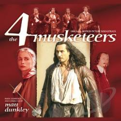 Schifrin, Lalo - Four Musketeers CD Cover Art