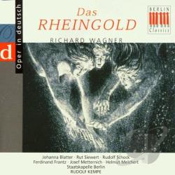 Kempe, Rudolf - Wagner:Das Rheingold Excerpts CD Cover Art