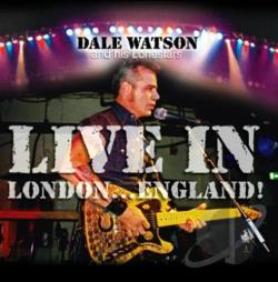 Watson, Dale - Live in London, England CD Cover Art