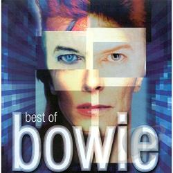Bowie, David - Best of Bowie CD Cover Art