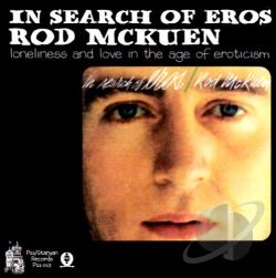 McKuen, Rod - In Search Of Eros CD Cover Art