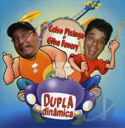 Pixinga, Celso - Dupla Dinamica CD Cover Art