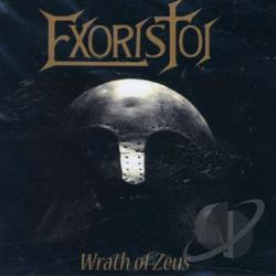 Exoristoi - Wrath Of Zeus CD Cover Art