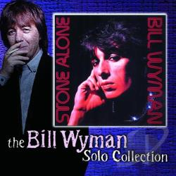 Wyman, Bill - Stone Alone CD Cover Art