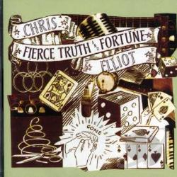 Elliot, Chris - Fierce Truth & Fortune CD Cover Art
